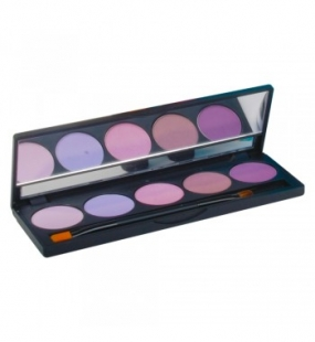 Five Shade Eyeshadow Compact