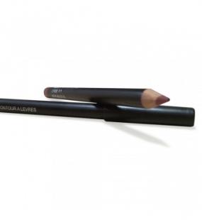 Lip Liner Pencil Wood