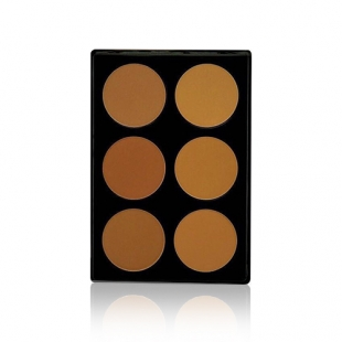 6 Shades Light Contouring Palette