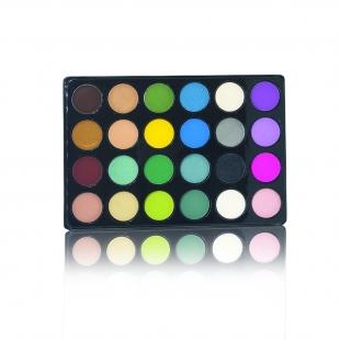 24 Shades Eyeshadow Palette MC-203